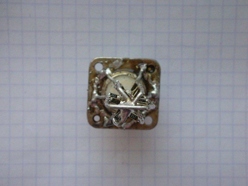 Эквивалент нагрузки 50 Ом из SMD резисторов типоразмера 1206