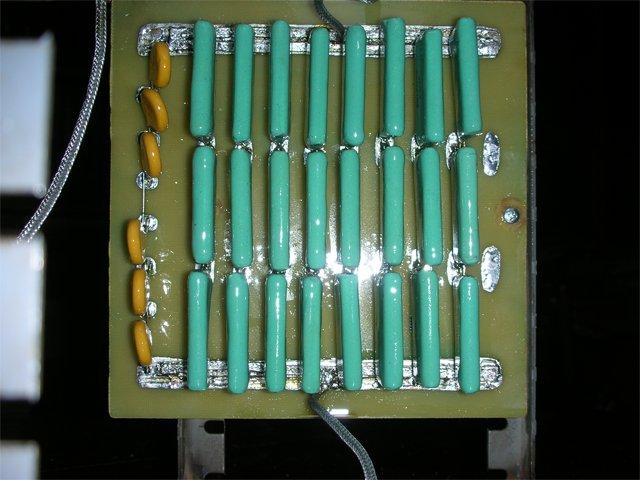 MMC трансформатора теслы в сборе